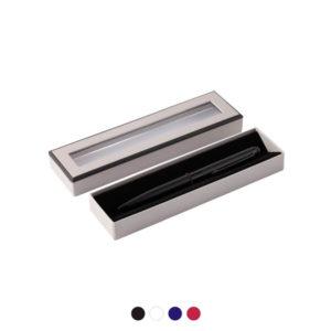 Długopis w pudełku z nadrukiem firmowym